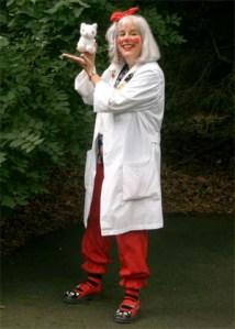 Dr. Kat Scan